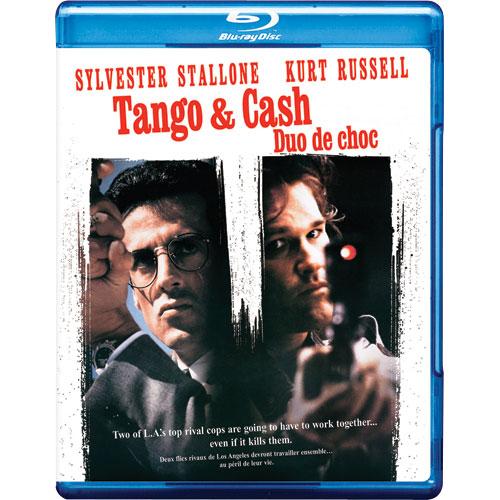 Tango & Cash (1989) (Blu-ray)
