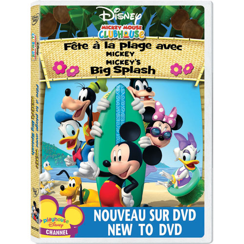 Mickey Mouse Clubhouse - Mickey's Big Splash (Française)
