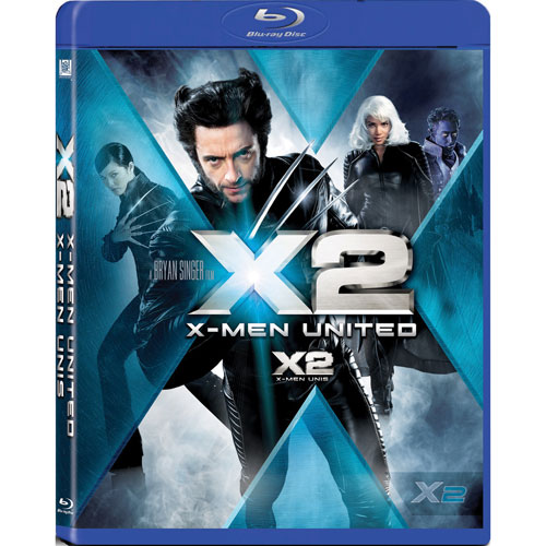 X2: X-Men United (Blu-ray) (2003)