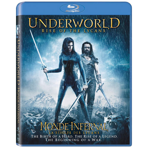 Underworld: Rise of the Lycans (Blu-ray) (2009)