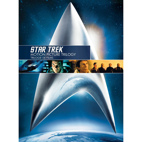 Star Trek: Motion Picture Trilogy (1982 - 1986)