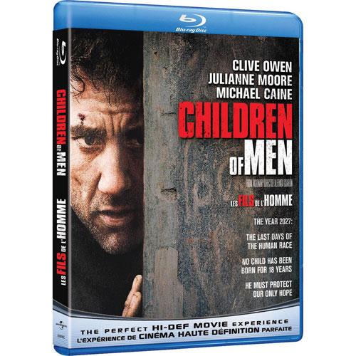 Children of Men (Blu-ray) (2006)