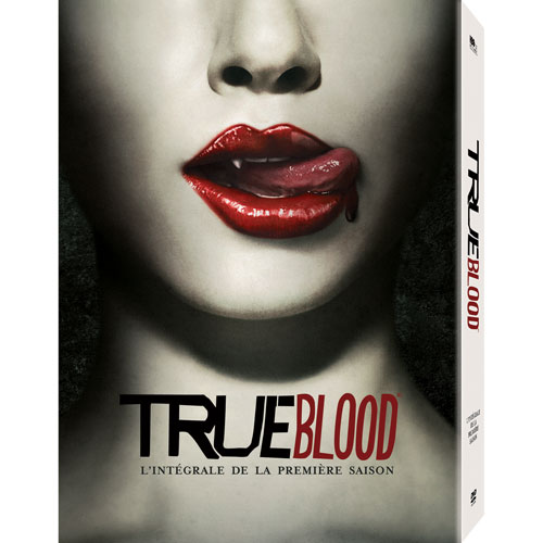 True Blood - The Complete First Season (French) (Widescreen)