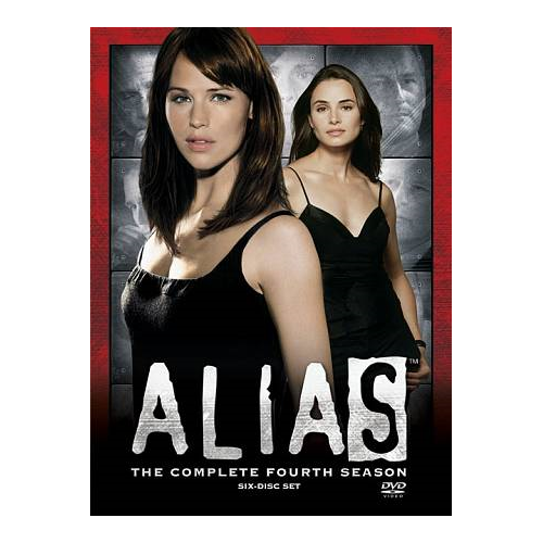 Alias - The Complete Fourth Season (Full Screen) (2004)
