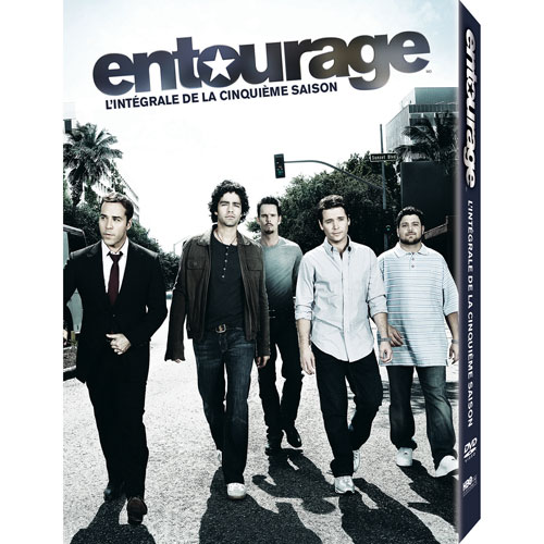 Entourage - The Complete Fifth Season (French) (Full Screen)