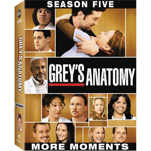Grey's Anatomy - The Complete Fifth Season (2008)
