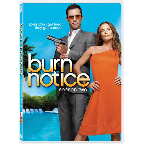 Burn Notice - Season 2 (2008)