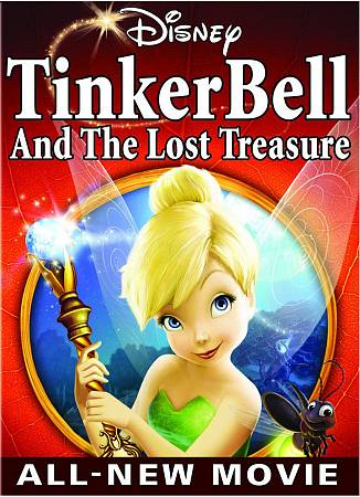 Tinker Bell And The Lost Treasure (Française) (plein écran) (2009)