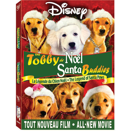Santa Buddies (French) (2009)