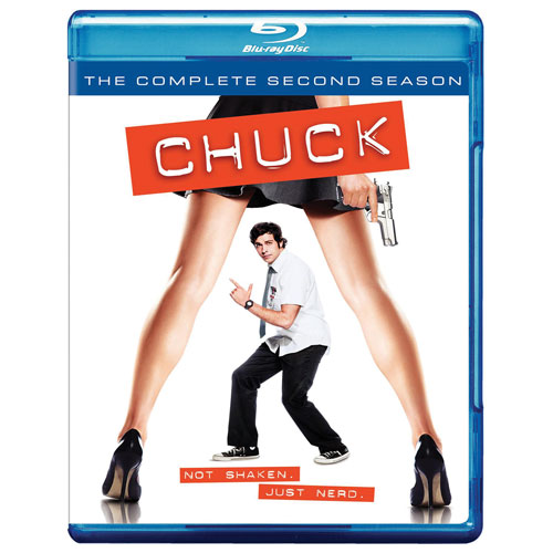 Chuck: The Complete Second Season (Blu-ray) (2010)