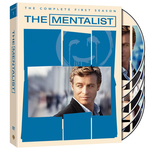 Mentalist - The Complete First Season (Full Screen)