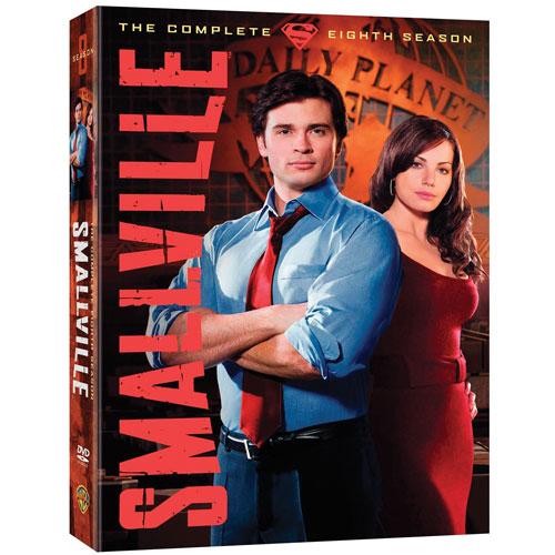 Smallville - The Complete Eighth Season (Full Screen)