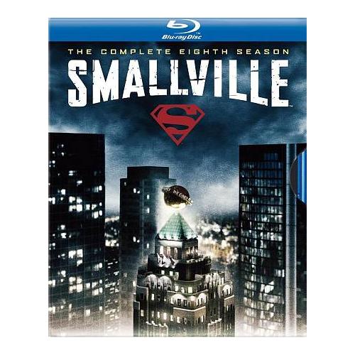 Smallville - L'intégrale de la huitième saison (Blu-ray)