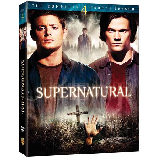 Supernatural - L'intégrale de la quatrième saison (plein écran) (2009)