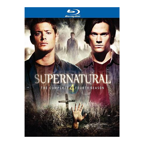 Supernatural: The Complete Fourth Season (Blu-ray) (2009)