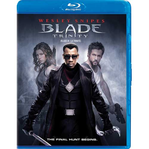 Blade: Trinity (Blu-ray) (2004)