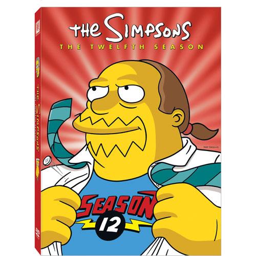 Simpsons - L'intégrale de la douzième saison (plein écran) (2000)