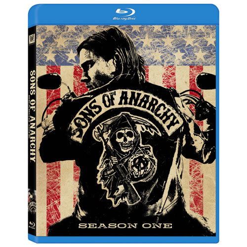 Sons of Anarchy - saison 1 (Blu-ray) (2008)