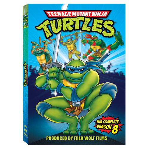 Teenage Mutant Ninja Turtles: Saison 8 (Plein écran) (2009)