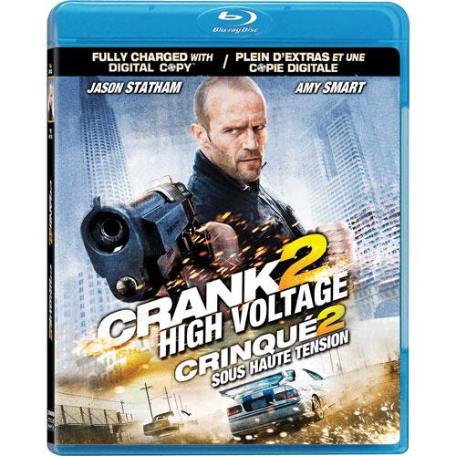 Crank: High Voltage (Bilingue) (Blu-ray) (2009)