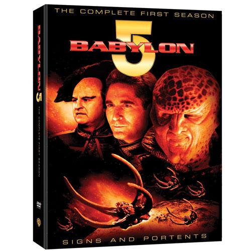 Babylon 5 - L'intégrale de la première saison (Panoramique) (1993)