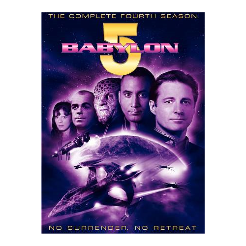 Babylon 5 - The Complete Fourth Season (Widescreen) (1996)