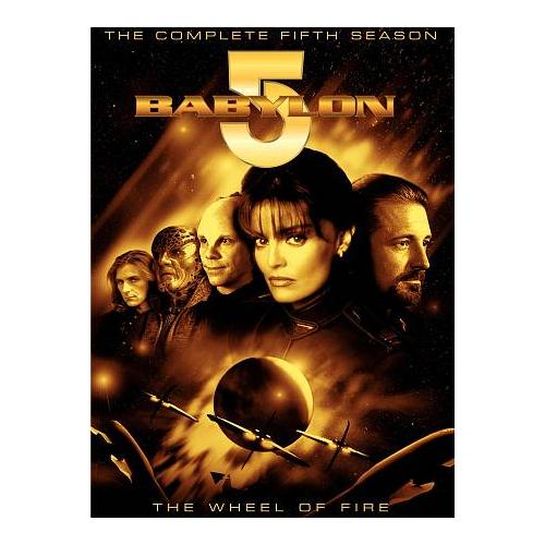 Babylon 5 - The Complete Fifth Season (Widescreen) (1998)