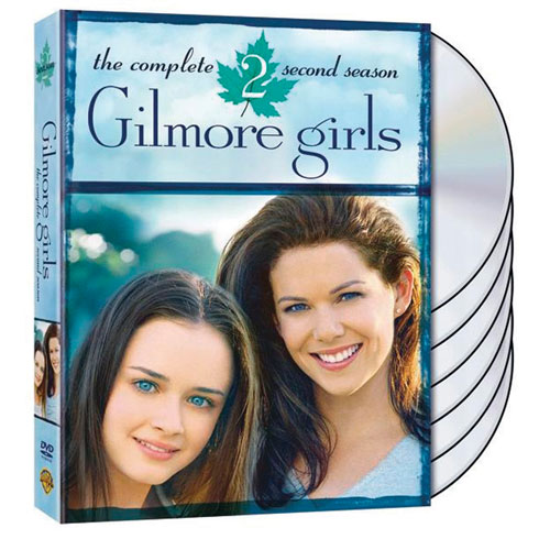 Gilmore Girls - The Complete Second Season (Full Screen) (2001)