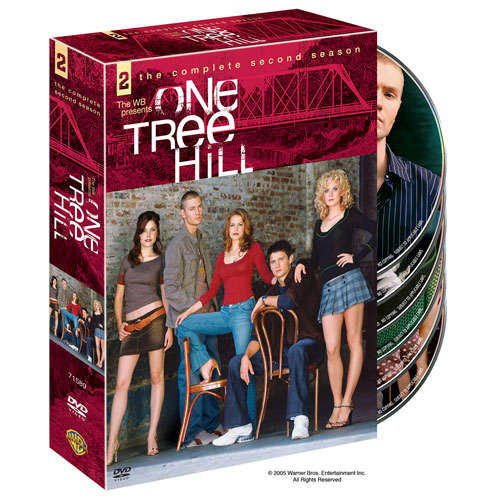One Tree Hill - The Complete Second Season (Widescreen) (2004)