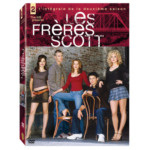 One Tree Hill - The Complete Second Season (French) (2004)