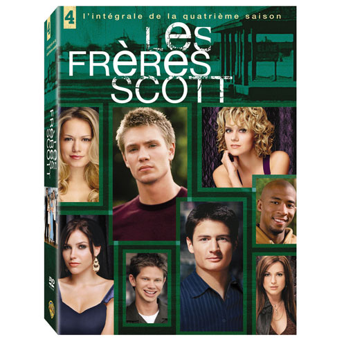 One Tree Hill: The Complete Fourth Season (French) (2006)