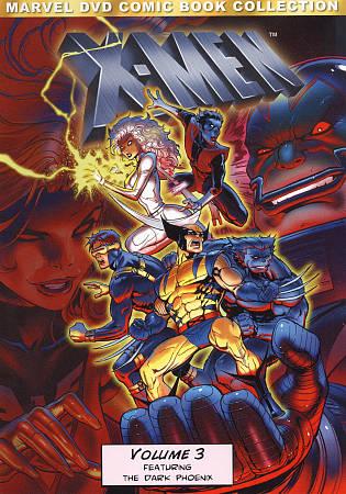 X-Men Vol. 3 (2 Disques) (2009)