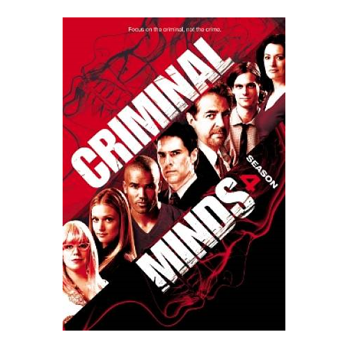 Criminal Minds: Season 4 (Widescreen) (2009)