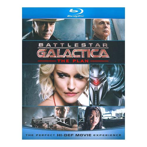 Battlestar Galactica: The Plan (Blu-ray) (2009)