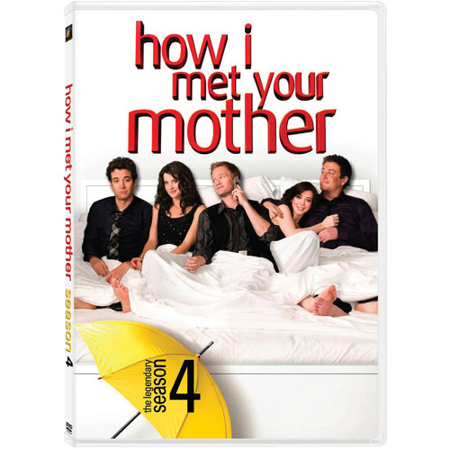 How I Met Your Mother - Season 4 (Widescreen) (2008)