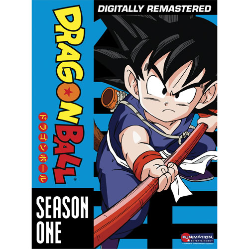 DragonBall: Season One (Full Screen) (2009)