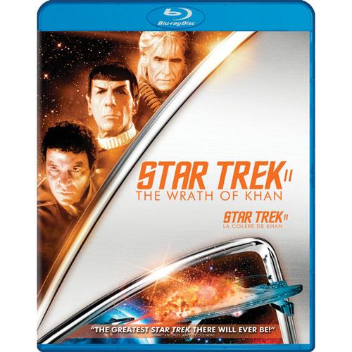 Star Trek II: The Wrath of Khan (Blu-ray) (1982)