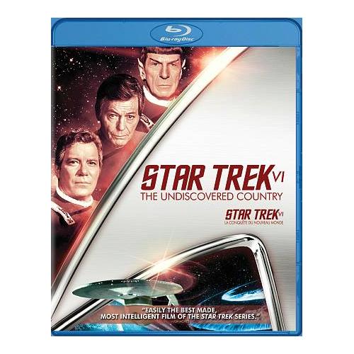 Star Trek VI: The Undiscovered Country (Blu-ray) (1991)