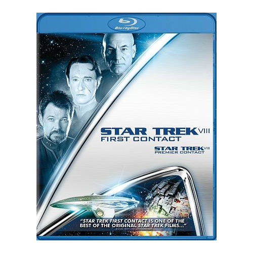 Star Trek: First Contact (Blu-ray) (1996)