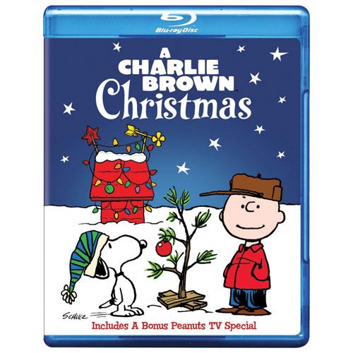 Charlie Brown Christmas (Blu-ray) (1965)
