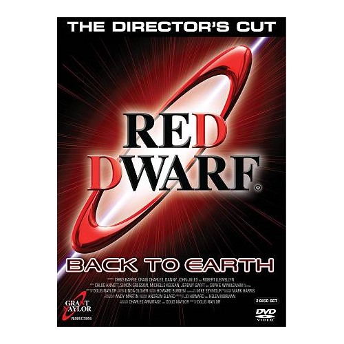 Red Dwarf: Back to Earth (Widescreen)
