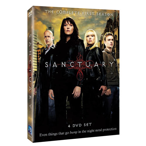 Sanctuary: The Complete First Season (2007)