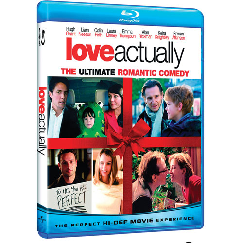 Love Actually (2003) (Blu-ray)