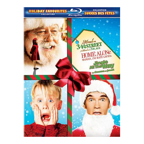 2170291 Holiday Favorites Collection (Blu-ray)