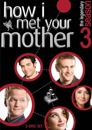 How I Met Your Mother: Saison 3 (2007)