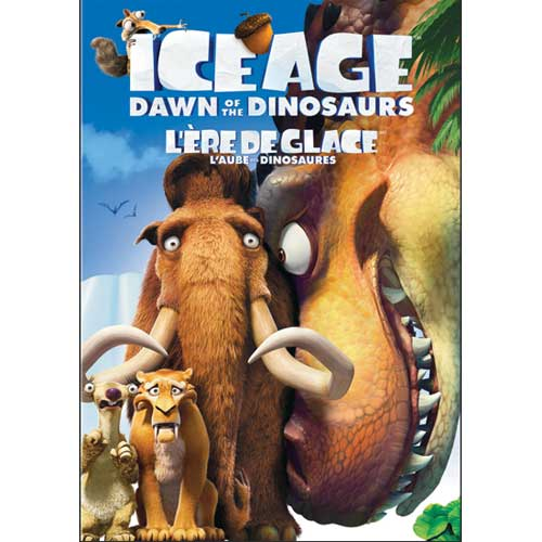 Ice Age: Dawn of the Dinosaurs (Widescreen) (2009)