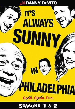 It's Always Sunny in Philadelphia: Seasons 1 & 2 (2005)