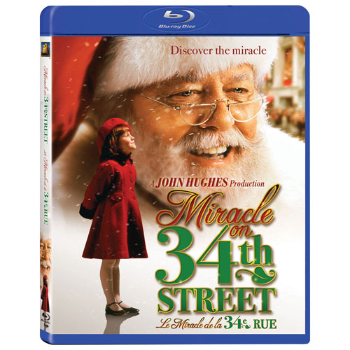 Miracle on 34th Street (Blu-ray) (1994)