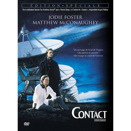 Contact (Blu-ray) (1997)