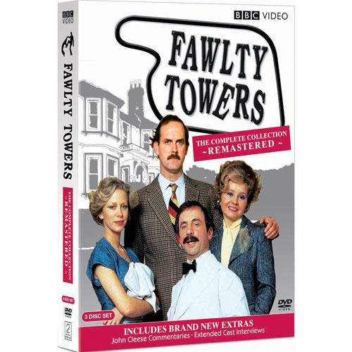Fawlty Towers: L'intégrale de la série (2009)